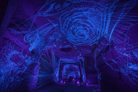 light art stellar caves