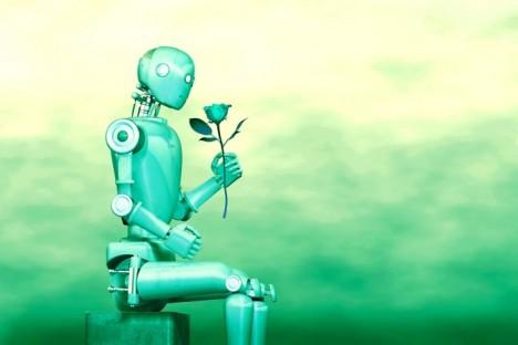 rose robot