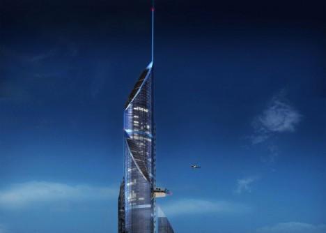 skyscraper basra