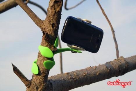smartphone geckopod