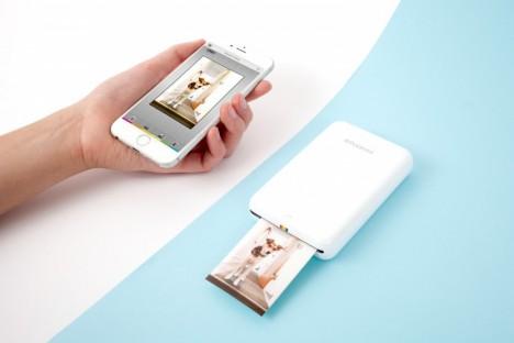 smartphone instant printer