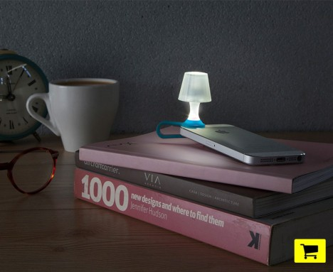 smartphone night light