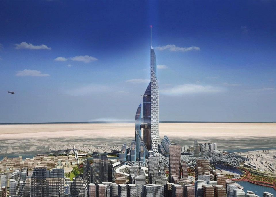 tallest building iraq