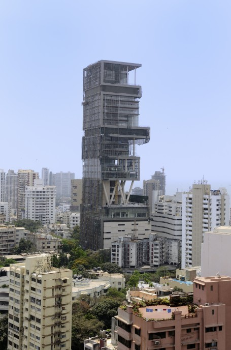 ugly architecture antilia 1