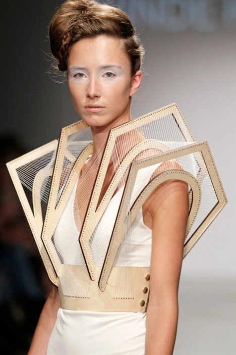 Wearable Architecture 29 Structural Silhouettes In Fashion 360photography