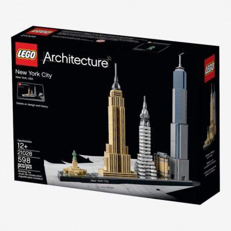 LEGO skyline 3