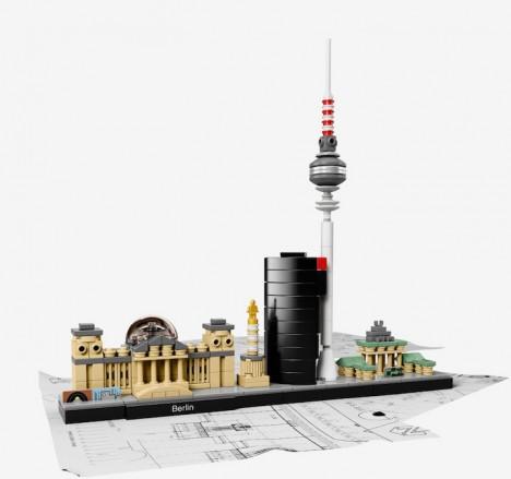 LEGO skyline 4