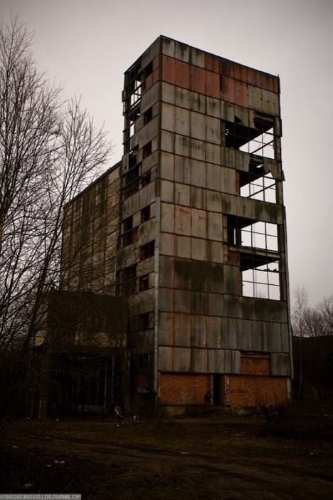 abandoned russia pig farm 2