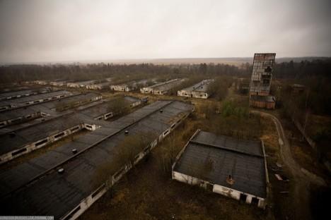 abandoned russia pig farm 3