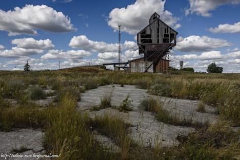 abandoned skeletal structures 1