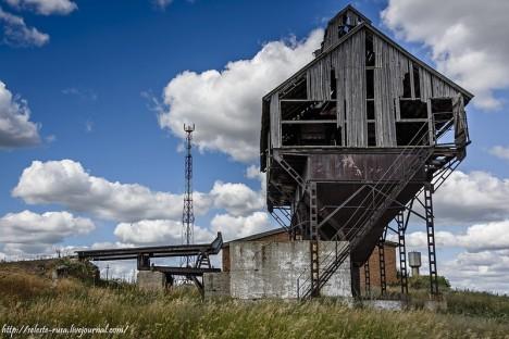 abandoned skeletal structures 3