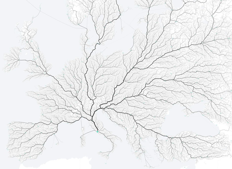 all roads lead rome