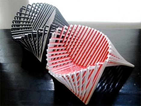 chair flat pack 2