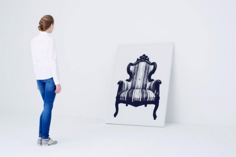 chair painting 1