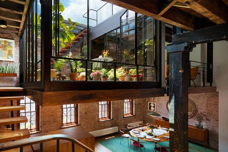 Caviar Warehouse to Modern Home: 14 Converted Residences