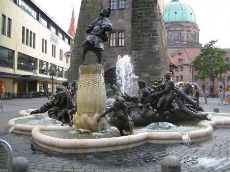 fountain exhaust cover germany