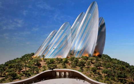 future museum zayed 2