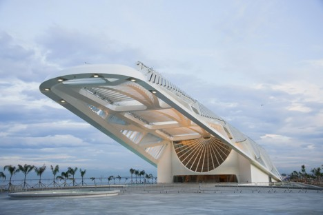 future museums calatrava
