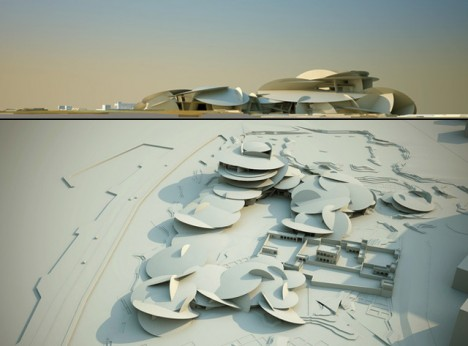 future museums qatar 2
