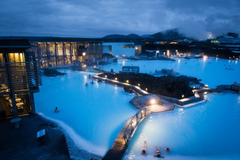 hot springs blue lagoon iceland 2