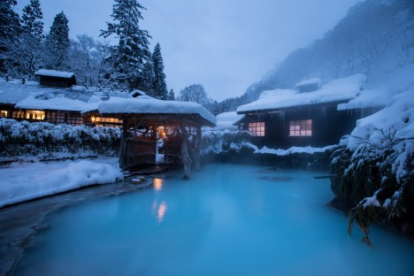 hot springs tsuru