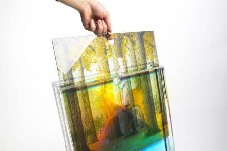 layer print insertion