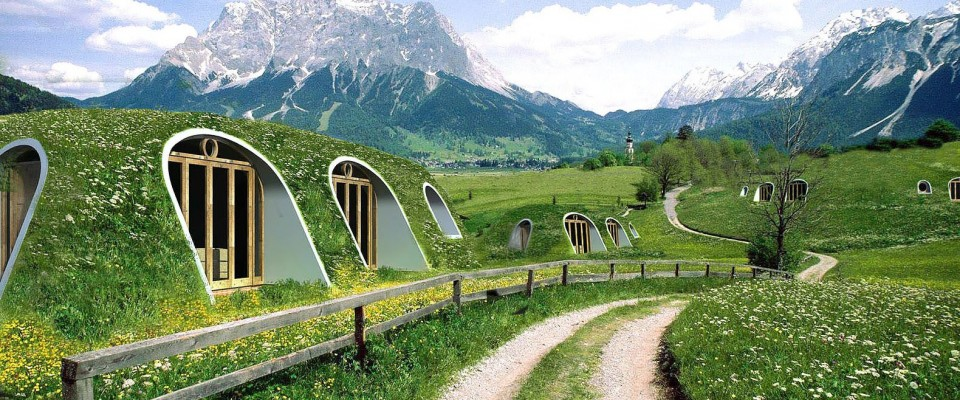 Prefab Hobbit Homes: Build Your Own Shire Dwelling in Just 3 Days