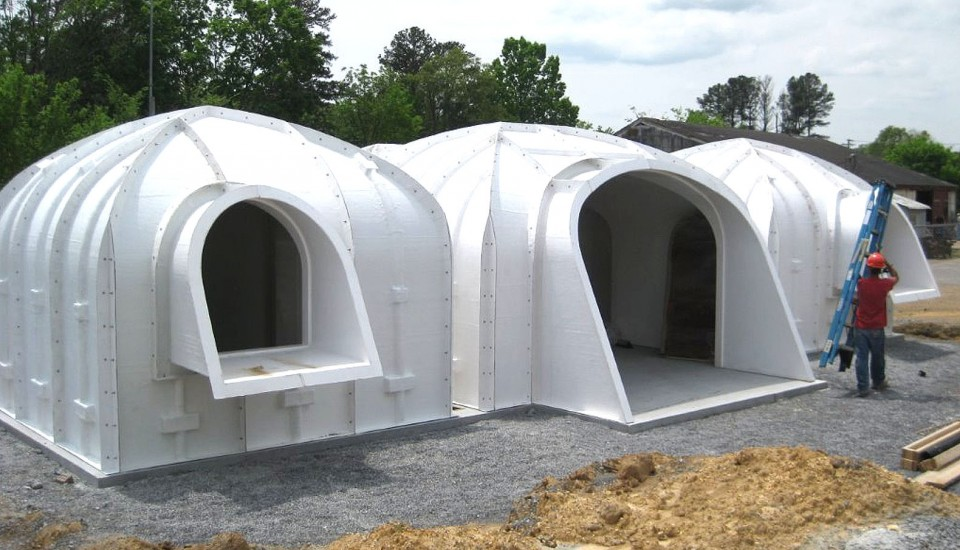 Prefab hobbit homes build your own shire dwelling in just for Website to build your own house