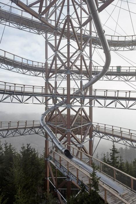 mountain central truss frame