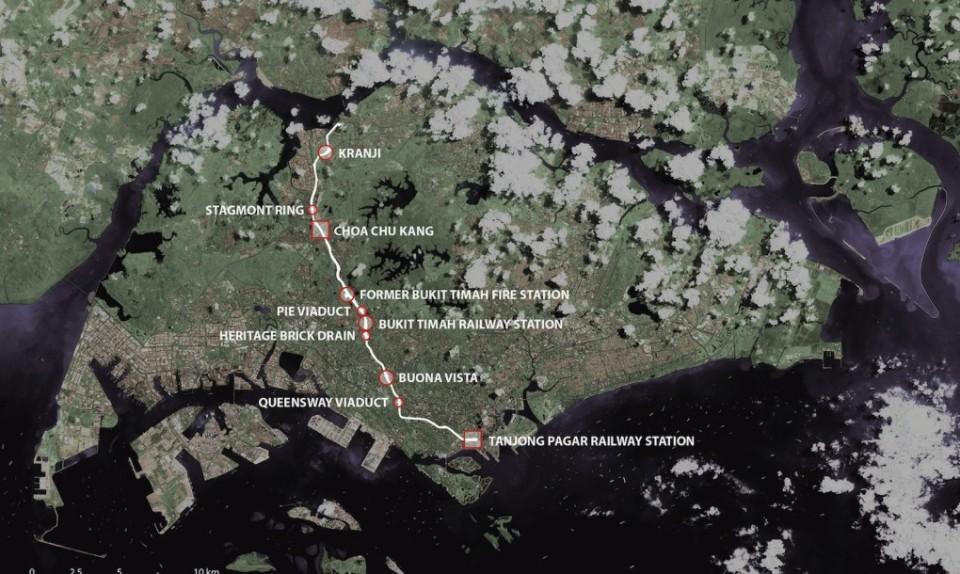 nature park map