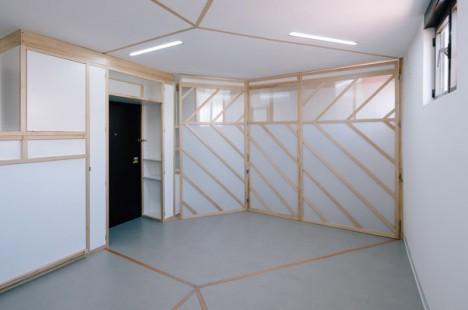 origami apartment 12