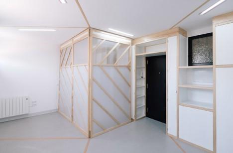 origami apartment 7