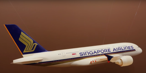 Singapore airlines mintzberg five ps frmaework