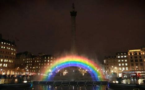 rainbow night trafalgar 2