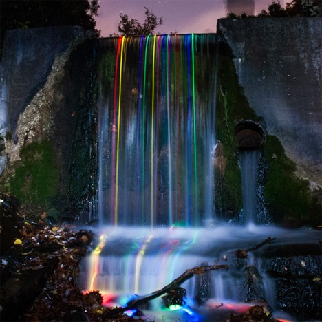 rainbows waterfall 2