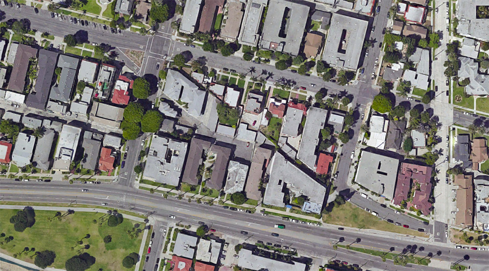 Scarchitecture Aerial Photos Reveal Vanished Ghost
