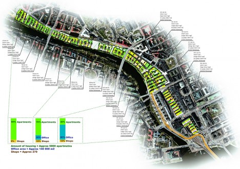 stockholm downtown master plan