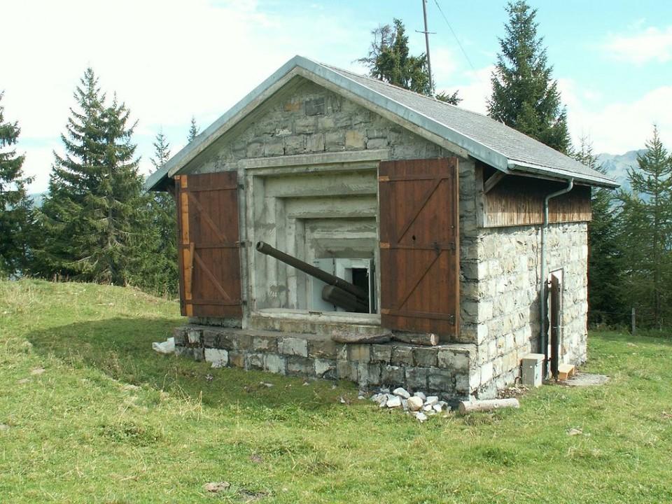 Under Cover: Secret Swiss Military Bunkers Hide in Plain Sight | Urbanist