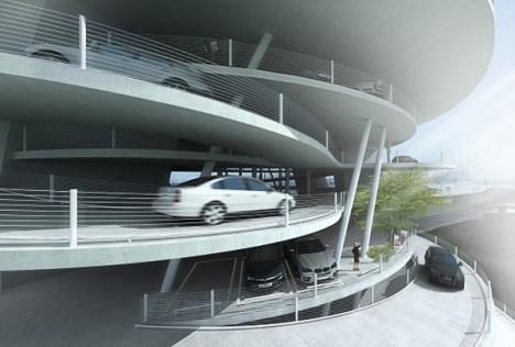 towers car park 2