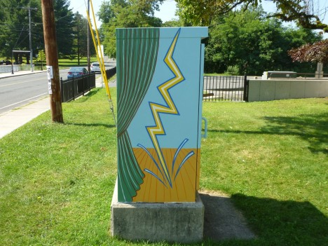 Art of power 12 visually shocking electric utility boxes urbanist whats in the box your guess is as good as amy johnquests and since she was the artist commissioned to paint this utility box in easthampton ma publicscrutiny Images