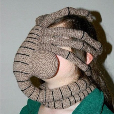 Image result for world's weirdest knitting patterns""
