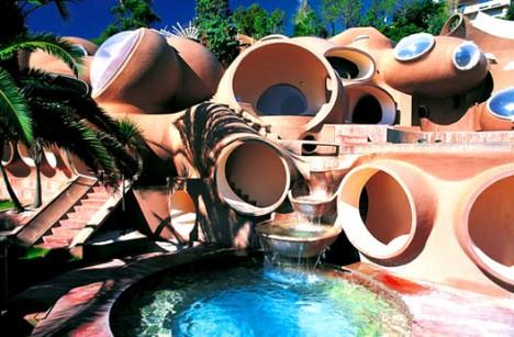 artistic architecture palais bulles 2