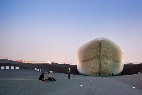artistic architecture pavilion 2