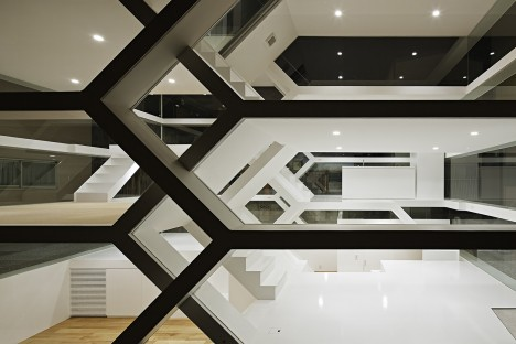 artistic architecture s house 3