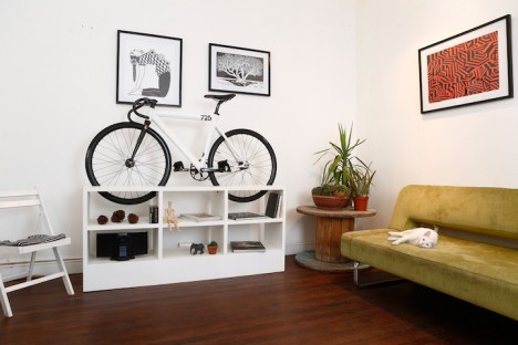 bike shelf 1