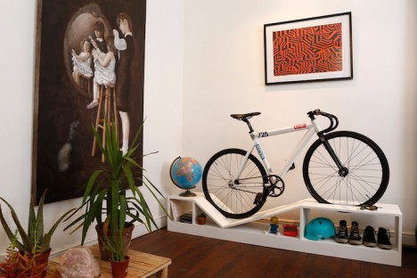 bike shelf 3