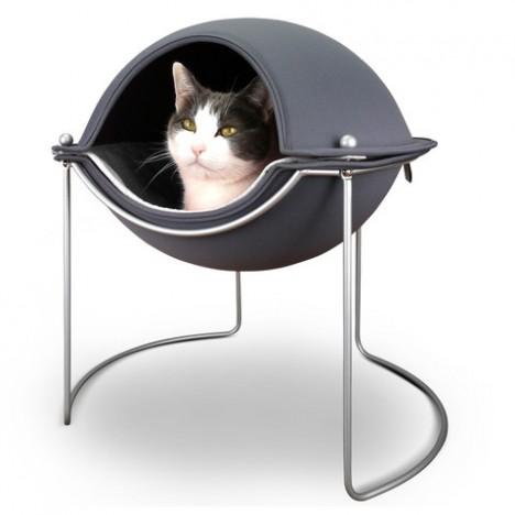 cat hepper bed