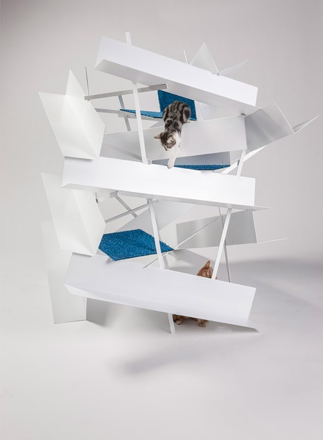 cat houses arcatecture 3