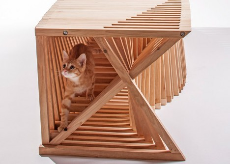 cat houses arcatecture 4
