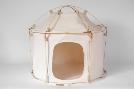 cat houses tent 3